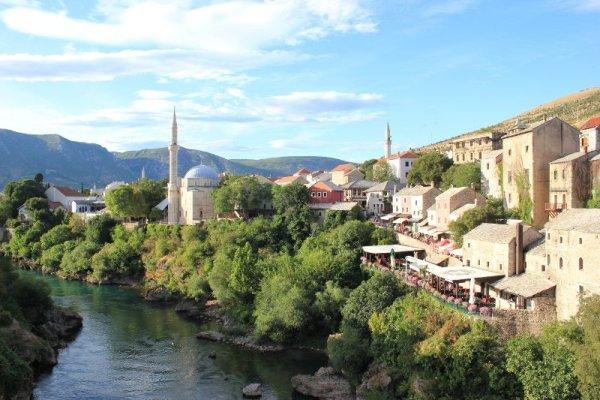 Panorama Mostar