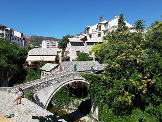 Ponte Storto Mostar