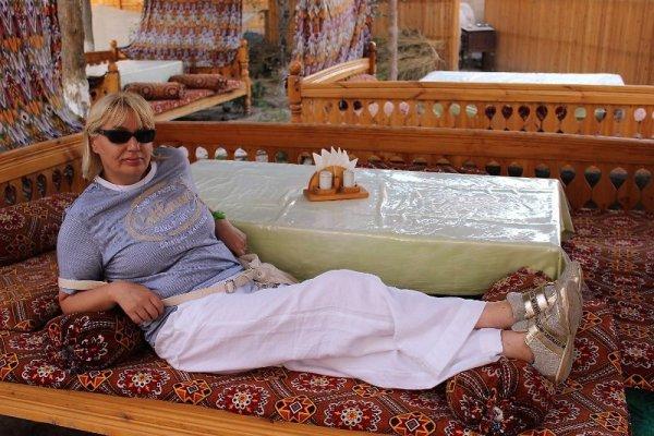 Tapchan Uzbekistan