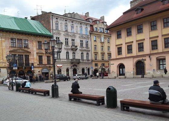 Mały Rynek Cracovia