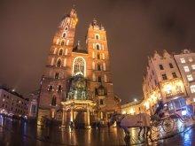 Basilica di Santa Maria Cracovia