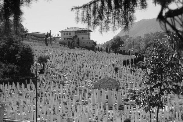 Cimitero di Kovači Sarajevo