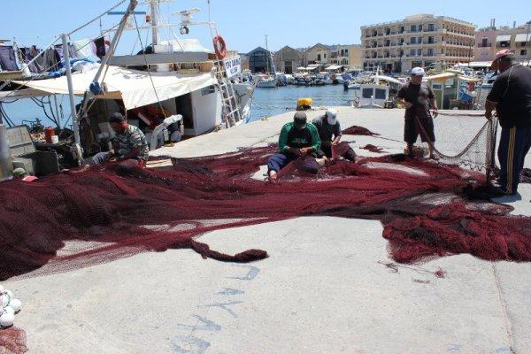 Pescatori Chania Creta