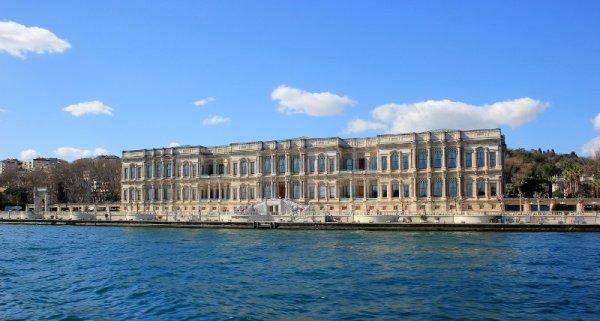 Il Palazzo Çirağan Istanbul