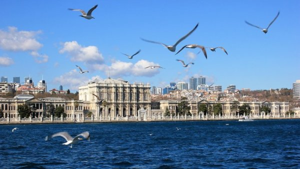 Crociera sul Bosforo Istanbul