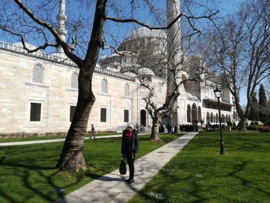 Süleymaniye Camii Istanbul