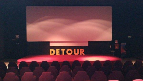 Sala cinema Porto Astra di Padova