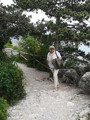 Sentiero Rilke tra Sistiana e Duino