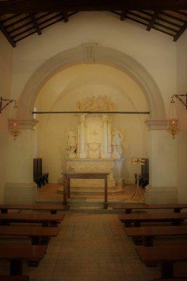 Chiesa Santi Gervasio e Protasio al Castello di Buttrio