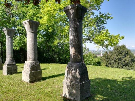 parco del Castello di Buttrio