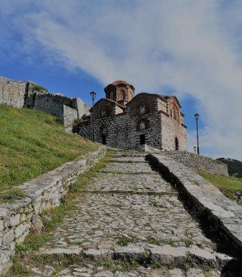 Chiesa della Santa Trinità Berat Albania