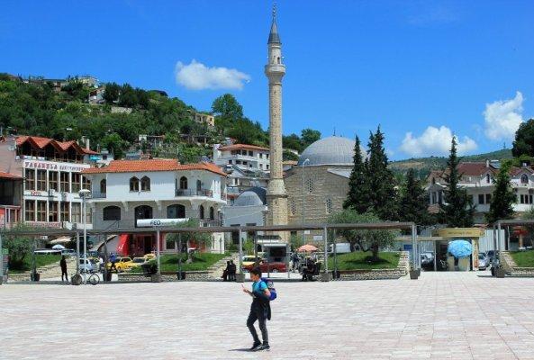 Moschea di Piombo a Berat Albania