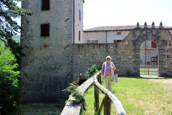 Castello di Albana frazione di Prepotto