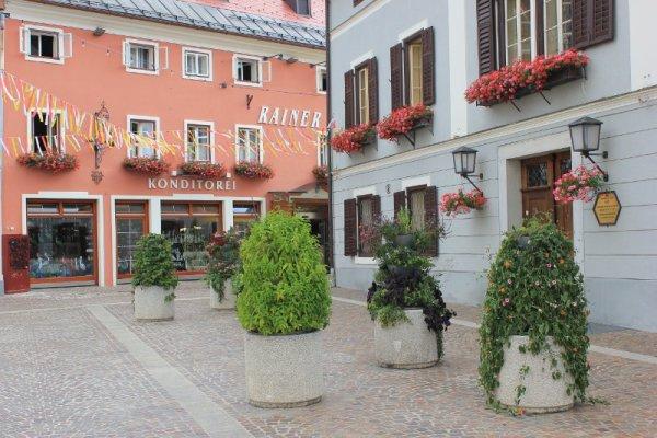 Centro storico Villach Austria