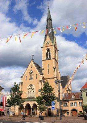 Chiesa di San Nicola Villach Austria