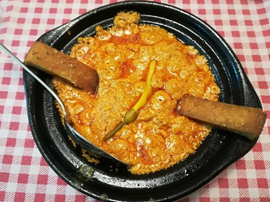 Fërgëse me Mish piatto tipico Albania