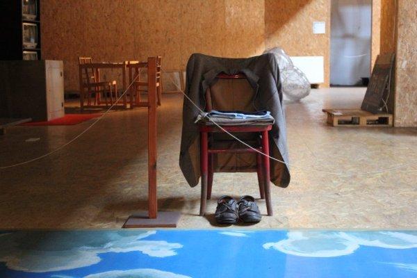 Interno del museo Ars Aevi Sarajevo