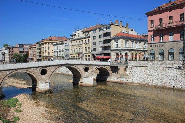 Il ponte Latino Sarajevo