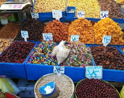 Gran Bazar di Teheran Iran