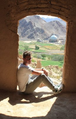 Città abbandonata di Kharanaq Iran