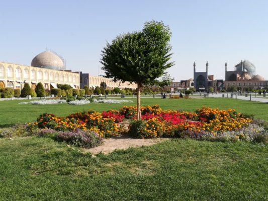 Naqsh-e Jahan (Imam) Square Esfahan Iran
