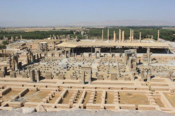 area archeologica Persepolis Iran