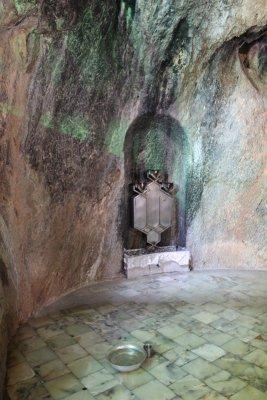 Tempio del Fuoco Chak Chak Iran