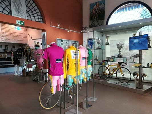 Museo Marco Pantani a Cesenatico