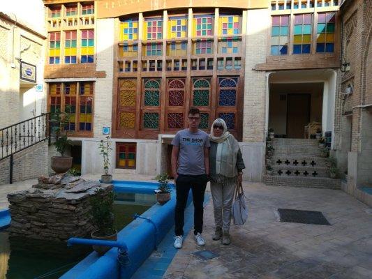 Cortile Niayesh Boutique Hotel a Shiraz Iran
