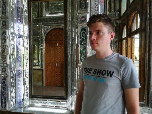 Sala degli Specchi, Naranjestan-e Qavam, Shiraz Iran