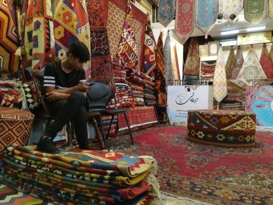 Bazar-e Vakil Shiraz Iran