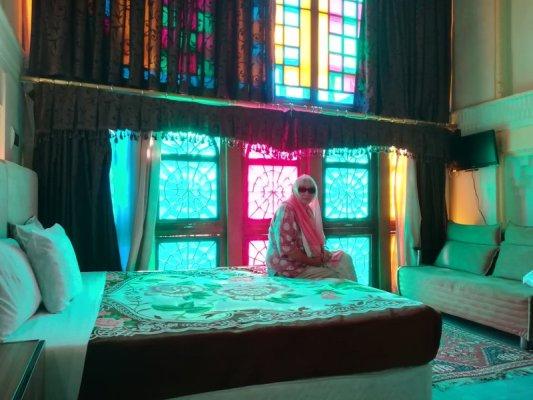 Stanza Goethe Niayesh Boutique Hotel Shiraz Iran