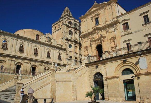 Chiesa di San Francesco d'Assisi Noto