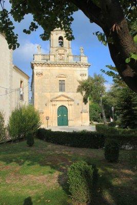 Chiesa di San Giacomo Ragusa Ibla