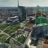 Milano a piedi, itinerario tra Piazza Gae Aulenti e Porta Nuova