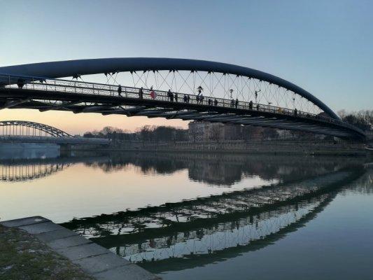 Ponte Padre Bernatek Cracovia