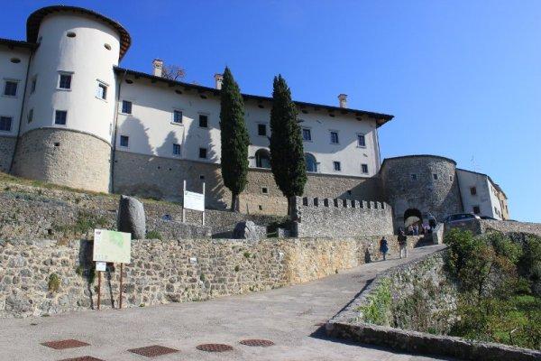 Il Castello di Štanjel in Slovenia