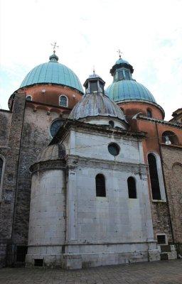 Le cupole del Duomo di Treviso