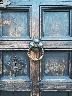 Porta d'ingresso alla chiesa di San Vito a Treviso