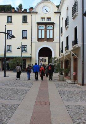 Il quartiere Latino a Treviso