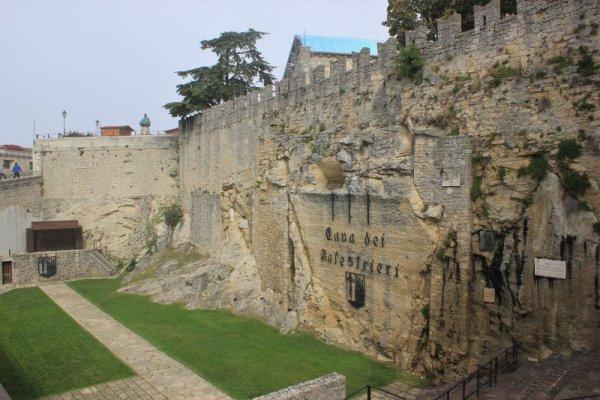 La Cava dei Balestrieri di San Marino