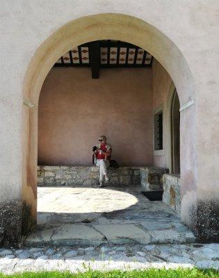 Chiesetta di San Nicolò nella frazione di Cladrecis a Prepotto