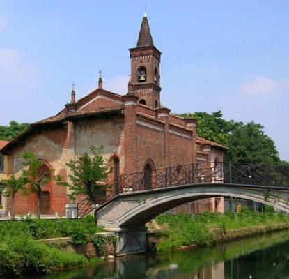 La Chiesa di San Cristoforo a Milano