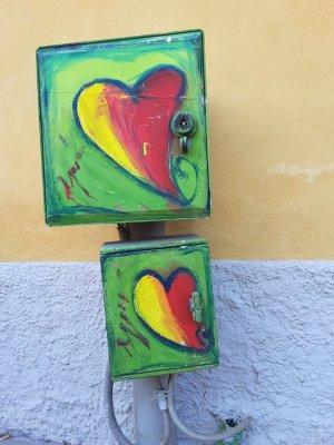 Street Art sul Naviglio Grande a Milano