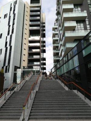 Edifici del Business District Varesine a Milano