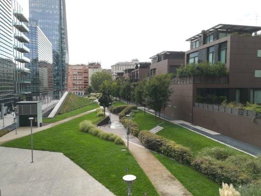 Promenade Varesine a Milano