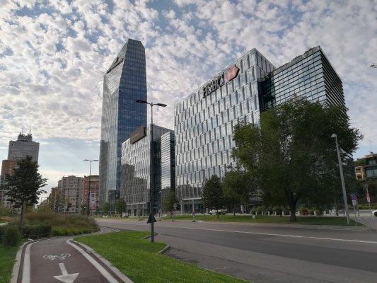 Torre Diamante e Diamantini a Milano