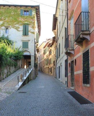 Via Canova ad Asolo