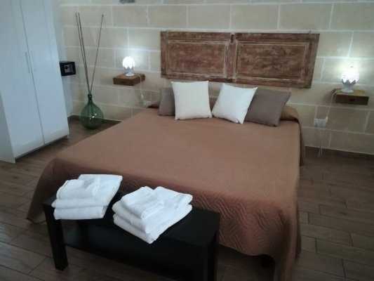 Camera nel Bed and Breakfast La Creta a Manduria