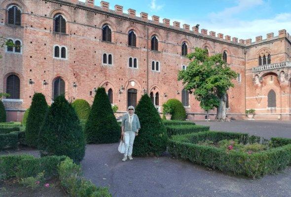 Giardino del Castello di Broilo